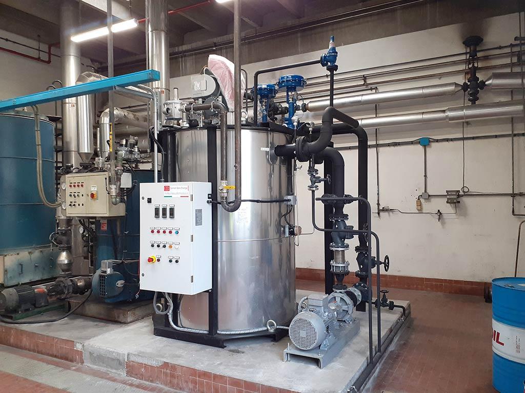 Assistenza Bruciatori Industriali e Generatori Vapore | CAVALLARO SNC